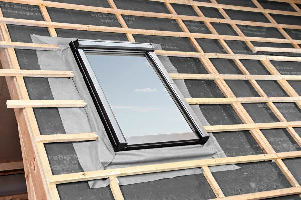 Roto MSA Montage-Schürze außen für wärmegedämmte RotoQ