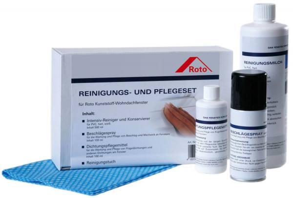 Roto ZUB PFS Plege-Set für Wohndachfenster