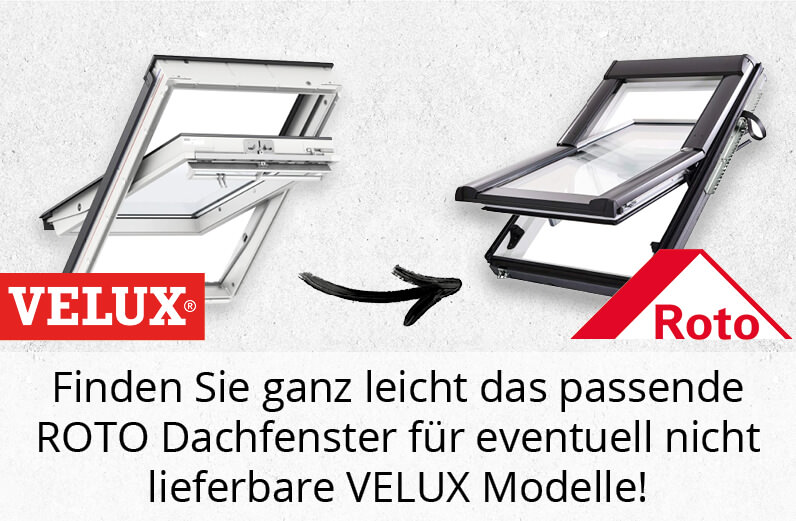 Roto - die Alternative zu VELUX
