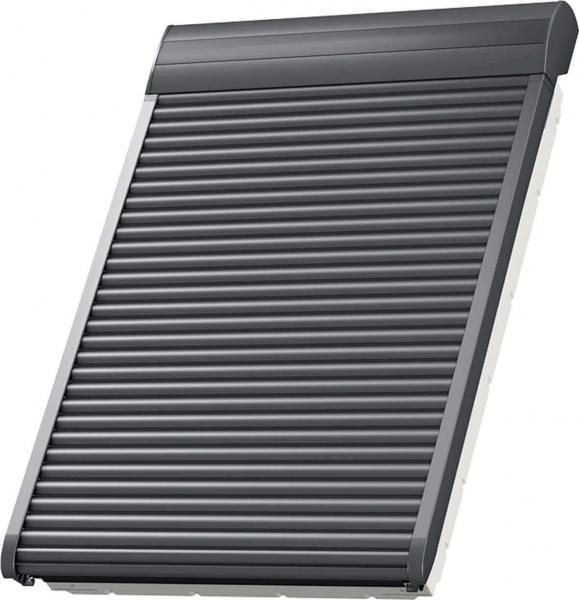 VELUX SML 0100S Aluminium INTEGRA® Elektro-Rollladen Kupfer ohne Steuereinheit