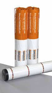 Bitumen Dachpappe BxL 1x10 besandet 500er a 10 qm Rolle