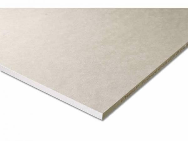 Knauf Fireboard-Platte beschichtet 2000x1250x25 mm