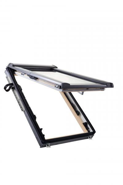 Roto Designo Klapp-Schwingfenster R8 Holz