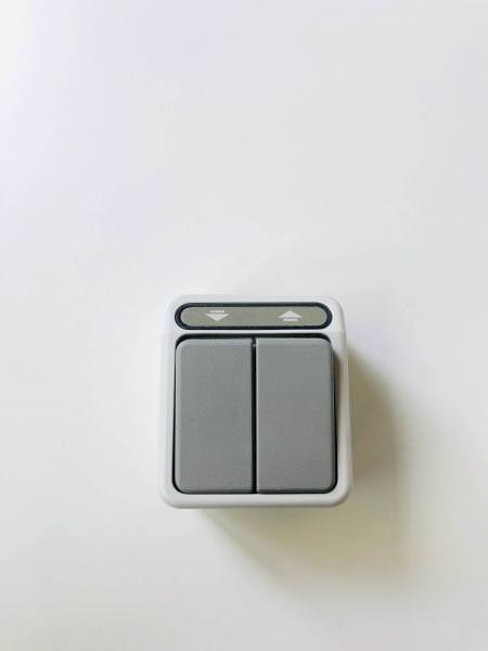 Roto Taster für E - Treppe Aufputz