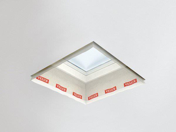 VELUX BBX 100100 0000 Dampfsperrschürze für VELUX Flachdach-Fenster