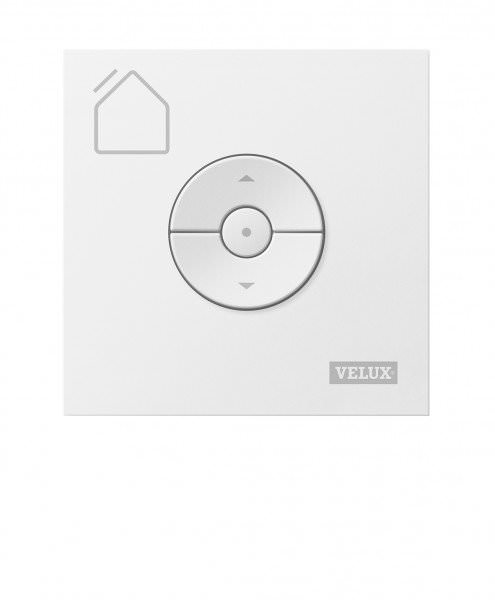 VELUX KLI 313 INTEGRA Funk-Wandschalter für außenliegenden Sonnenschutz